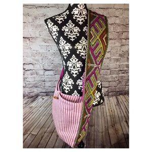 Hippie Hobo Boho Shoulder/Sling Weave Cotton Bag
